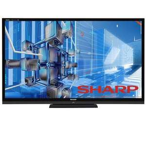 "Sharp 80"" LC80LE657K Smart 3D TV @1staudiovisual for £3895.00"