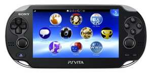 PlayStation Vita 3G/WiFi & 4gb memory card £99.99 instore at HMV