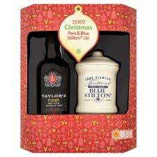 Port and Stilton cheese with jar only £10.00 @ Tesco