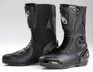 Motorcycle Sports Boots £39.99 + £7.95 p&p @ Mega Motorcycle Store