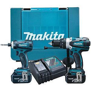 Makita DK18000 18V LXT Twin Pack. BHP458 Drill BTD146 Impact Driver  3x 3AH 18V BATTERIES £312.99 @ eBay / UK Tool Mart