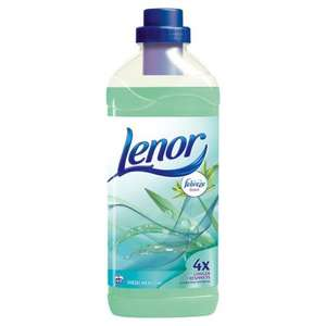 lenor 40 wash £2 =5p per wash at sainsbury. possible £1.50 with 50p off coupon from super savvy me