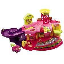 Girls pink toot toot garage now only £23.23 at amazon.