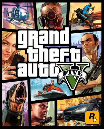 Grand Theft Auto  GTA V (PS3/Xbox) - £29.99 @ Amazon