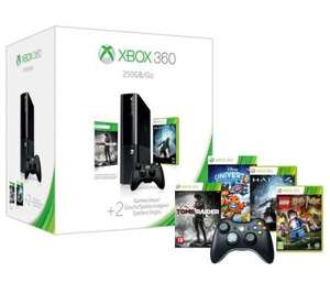 XBox 360 250gb console + 4 games £179.99 @ Currys