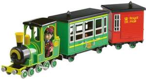 Postman Pat Greendale Rocket train - £10 @ Morrisons