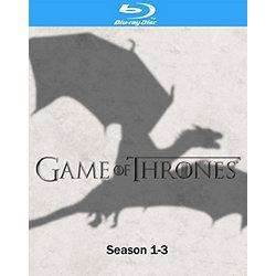 Game Of Thrones Season 1-3 - Bluray £45 with code @ TESCO DIRECT