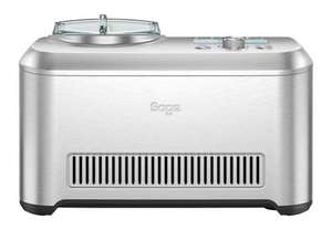 Sage by Heston Blumenthal the Smart Scoop™ Ice Cream Maker, Silver John Lewis £314.95 (price match)