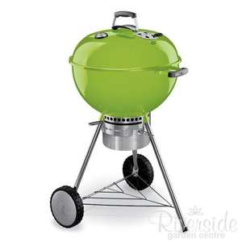Weber 57cm one touch premium green 135.99 @ Riversidegardencentre