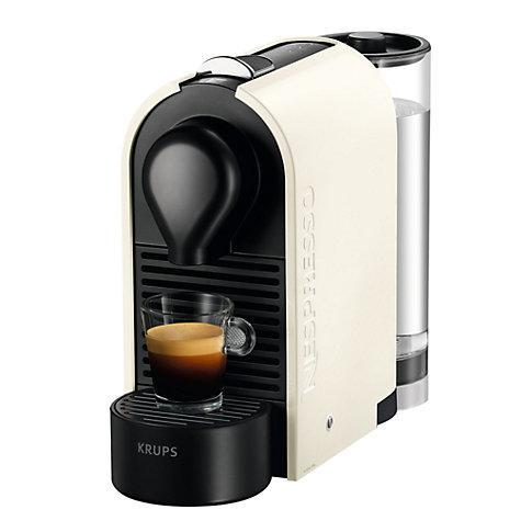 Nespresso U by Krups for £19.99 - John Lewis