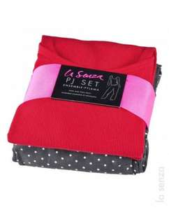 Selected la senza pj's down to £15 AND still buy one get one half price!