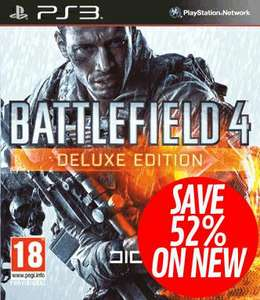 Battlefield 4 Deluxe Edition @ GAME £25.99 *BLACK FRIDAY*