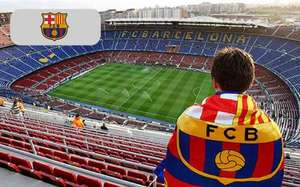 2 nights in Barcelona & Tickets for a Barcelona FC Home Match! for £89.00 @ HelloU