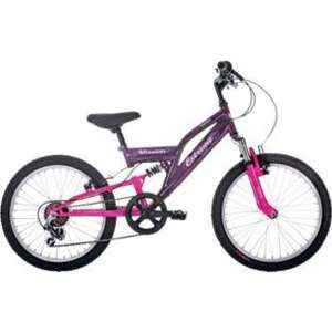 25% off Extreme by Raleigh Mission 20 Inch Girls Bike was £119.99 now reduced to £89.99 @ Argos + £5.00 voucher + free delivery & Quidco too!