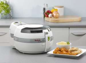 Tefal ActiFry Low Fat Fryer, 1 kg, White -£84.99 @ Amazon