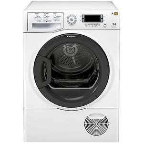 Hotpoint Signature TCUD97B6PH Condenser Tumble Dryer, 9kg, B Rating; £279 (Originally £489) @ John Lewis (Black Friday)