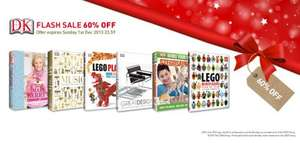 DK Xmas Books Flash Sale 60% off now until 23:59 1 Dec