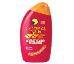 L'oreal Kids Cheeky Cherry 250ml Shampoo  poundland £1.00