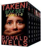 Taken! Complete Box Set - Books 1-6 [Kindle] - Download FREE @ Amazon