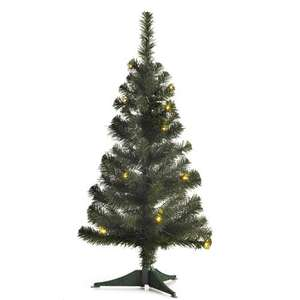 Half Price Christmas Trees from £5 @ Wilko