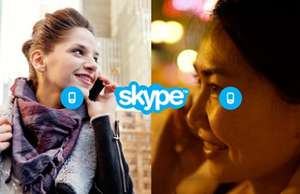 FREE Worldwide Skype Calls to Mobiles and Landlines for a Month - worth £8.49 (Trial)