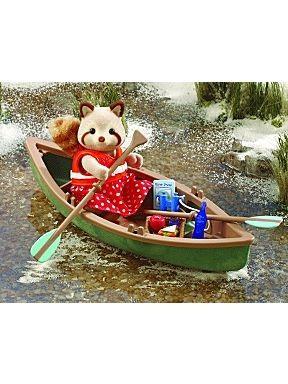 Sylvanian Families Canoe - £7.99 @ TK Maxx in store
