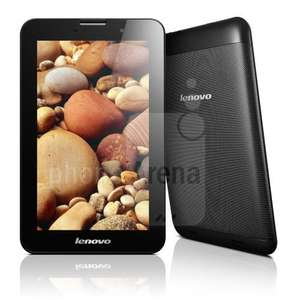 Lenovo A3000 Tab - Quad Core processor, 1GB RAM £99.99 at Amazon