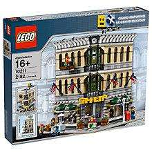 lego Grand Emporium 10211 £119.69 in lego shop still £132.99