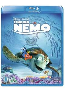 Finding nemo blu-ray £7.99 @ Base.com