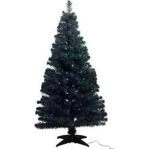 6FT Green Fibre Optic Christmas Tree - £27.99 @ Argos