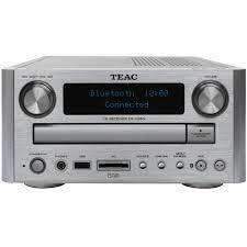 TEAC CR-H260i CD-Receiver with Bluetooth/Dab/Usb/playback from SD/SDHC card £149.95 @ richerSOUNDS