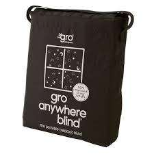 Gro-anywhere blackout blind - cheapest price ever on Amazon £15.99