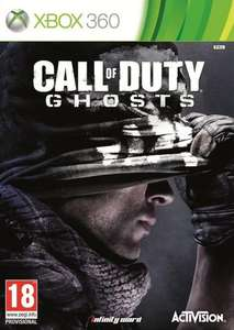 Call Of Duty Ghosts - Xbox 360 and PS3 - £22.00 with code - Asda Direct - Free Delivery or Collect In-store