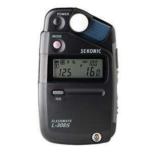 Sekonic FlashMate L-308S Light Meter - £119.00 @ Jessops