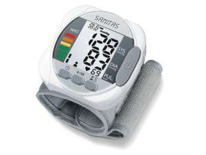 SANITAS® Wrist Blood Pressure Monitor £9.99@lidl