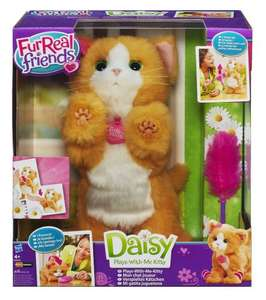 Half price Furreal Friends Daisy Plays with Me Kitty at Amazon £24.99