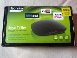 Technika Smart TV Box - Tesco instore & online - £10!!