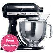Kitchenaid Artisan Stand Food Mixer £299.25 with code + 10% Quidco and possibly a free ice cream maker at Hobbycraft