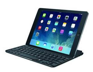 Logitech Ultra Thin iPad Air Keyboard. Was a, and still is a ridiculous price, but £20 cheaper. £70.64 @ Amazon