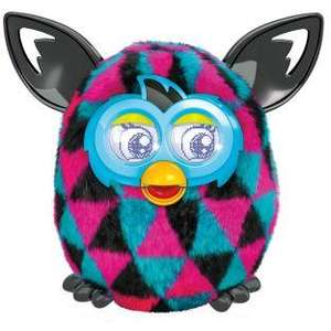 Argos Furby Boom Interactive Toy - Save £10, now £49.99 & free pp
