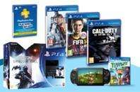 PS4 - Very big (and not cheap) bundle in stock - Sainsburys - £784.99