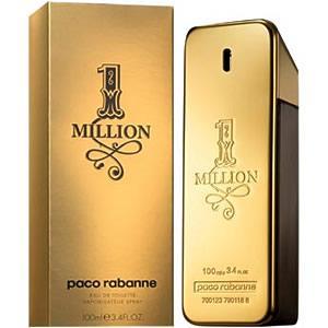 Paco Rabanne 1million EDT 200ml £48.44 @ Amazon