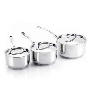 Vision 3 piece cookware set for £39  @ Viners. Normal cheapest on amazon £56. Free delivery on orders above £25