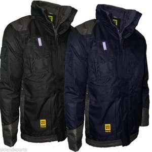 Regatta Mens Padded Waterproof Jacket RRP £100 only £24.99 @ eBay / skiandsports