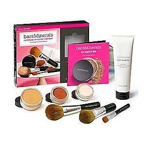 BareMinerals Customizable 8 - piece Get Started Kit £ 25.00 @ boots