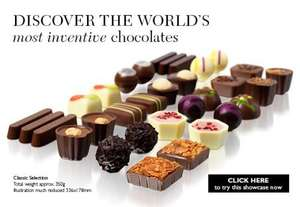 Chocolate Tasting Club (Hotel Chocolate subscription thingy) Possible £30 of choccies &  £6.32 profit with cashback!
