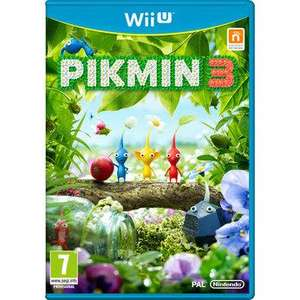 Pikmin 3 £19.99 new and sealed currently out of stock