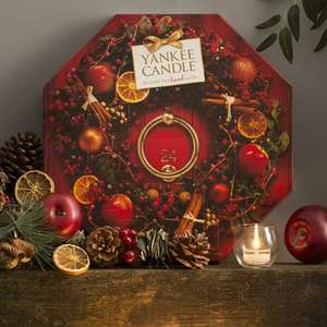 Yankee Candle Advent calendar now £15