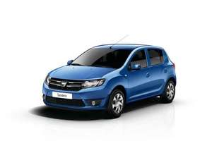 Cheapest new car in the UK - Dacia Sandero £5995.00