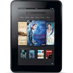 Kindle Fire HD 7 Inch Tablet - 16GB £100 @ Argos + free £10 voucher, reserve for collection